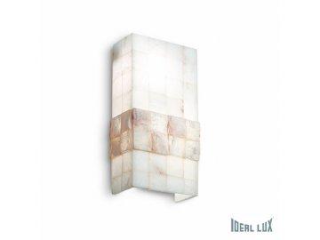 IDEAL LUX 015132 nástěnné svítidlo Stones AP2 2x60W E27
