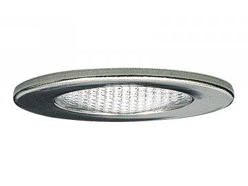 PAULMANN - Zápustné svítidlo do nábytku ochranné sklo struktura max.20W 12V, P 98462