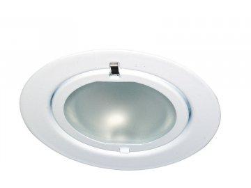 PAULMANN - Zápustné svítidlo do nábytku Klipp Klapp max.20W 12V G4, P 98466