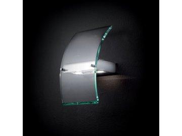 IDEAL LUX 017082 nástěnné svítidlo Audi B AP1 1x100W R7s