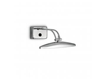 IDEAL LUX 017334 nástěnné svítidlo Mirror 20 AP2 Cromo 4x40W G9