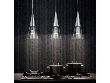 IDEAL LUX 017440 závěsné svítidlo Cono SP1 1x40W E14