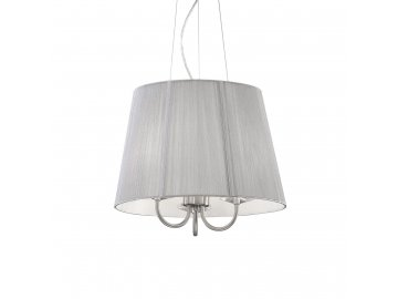 IDEAL LUX 018010 závěsné svítidlo Paris SP3 3x40W E14