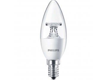 PHILIPS - LEDcandle ND 4-25W E14 827 B35 CL