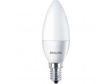 PHILIPS - LEDcandle ND 4-25W E14 827 B35 FR