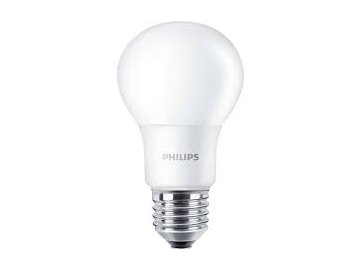PHILIPS -  LEDbulb ND 8-60W A60 E27 830