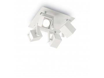 IDEAL LUX - Bodové stropní svítidlo Mouse PL4 bianco 073583 4x50W bílé