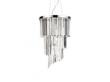 IDEAL LUX - Závěsný lustr Carlton SP8 117737 40cm