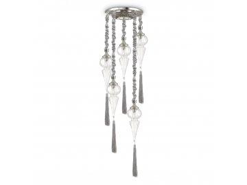 IDEAL LUX - Stropní přisazené svítidlo Hammam SP5 139586 36cm