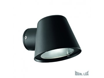 IDEAL LUX 020228 venkovní svítidlo GAS AP1 Nero 1x35W GU10 IP43