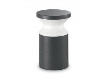IDEAL LUX -Venkovní sloupkové svítidlo Torre PT1 Small antracite 158891 šedé 22cm IP44