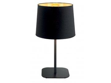 IDEAL LUX - Stolní svítidlo Nordik TL1 161686 černé, 26cm