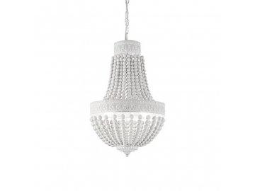 IDEAL LUX - Závěsné svítidlo Monet SP6 bianco 162751 bílé 50cm