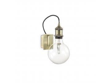 IDEAL LUX - Nástěnné svítidlo Frida AP1 brunito 163321 bronzové