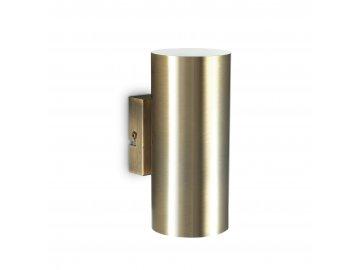 IDEAL LUX - Nástěnné svítidlo Hot AP2 brunito 164823 bronzové