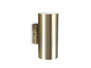 Nástěnné svítidlo Ideal Lux Hot AP2 brunito 164823 bronzové