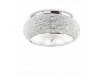 Stropní svítidlo Ideal Lux Pasha' PL14 cromo 164991 chromové 65cm
