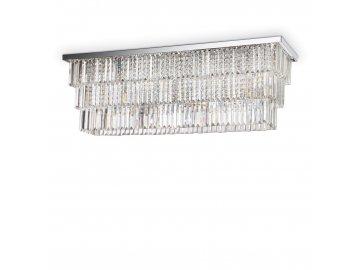 IDEAL LUX - Stropní svítidlo Martinez PL8 166285 103cm