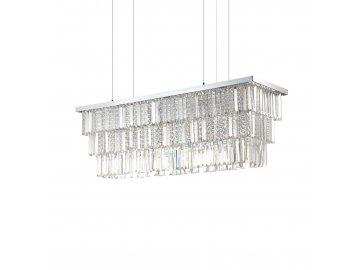 Závěsné svítidlo Ideal Lux Martinez SP8 166360 103 cm