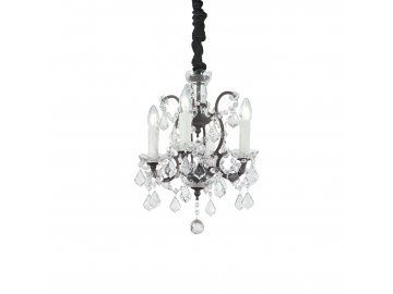 IDEAL LUX - Závěsné svítidlo Liberty SP4 166544 35cm