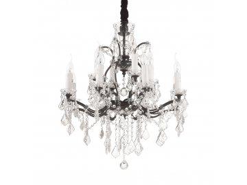 IDEAL LUX - Závěsné svítidlo Liberty SP12 166551 64cm