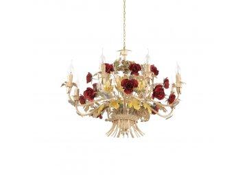 IDEAL LUX - Závěsné svítidlo Camilla SP8 168081 75cm