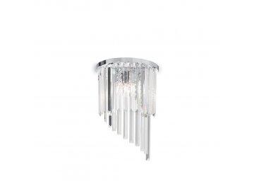 IDEAL LUX - Nástěnné svítidlo Carlton AP3 168913