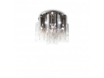 IDEAL LUX - Stropní svítidlo Compo PL6 fume 172828 šedé 56cm