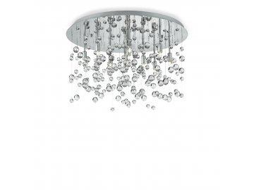 IDEAL LUX 022222 svítidlo Neve PL8 Cromo 8x40W G9