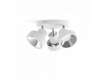 PHILIPS - LED Bodové svítidlo Philips Bukko 50603/31/P0 s funkcí SceneSwitch 3x4,3W
