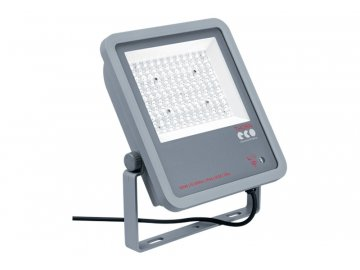 LED Reflektor THORNeco LEO FL 10000 840 PC IP66 100W 4000K 96630253 se soumrakovým čidlem