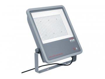 LED Reflektor THORNeco LEO FL 15000 840 PC IP66 150W 4000K 96630254 se soumrakovým čidlem
