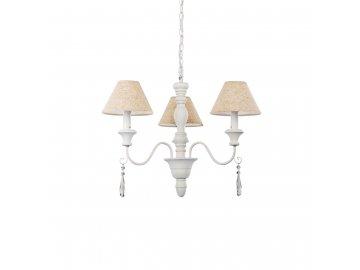 IDEAL LUX 025032 lustr Provence SP3 3x40W E14
