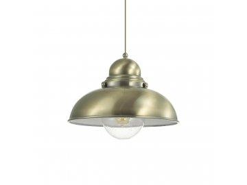 IDEAL LUX 025285 závěsné svítidlo Sailor SP1 D43 Brunito 1x60W E27