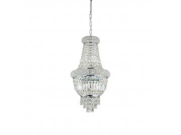 IDEAL LUX - Závěsné svítidlo Dubai SP5 cromo 207193 5x40W chromové 33cm