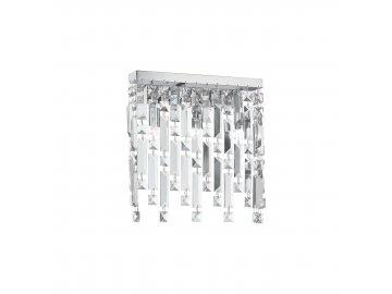 IDEAL LUX - Nástěnné svítidlo  Elisir AP3 cromo 199986 3x40W chromové