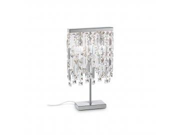IDEAL LUX - Stolní lampa Elisir TL2 cromo 200033 2x40W chromová