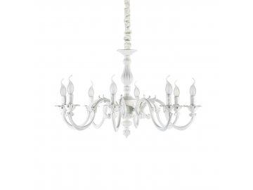 Závěsné svítidlo Ideal Lux Justine SP8 197524 8x40W 79cm
