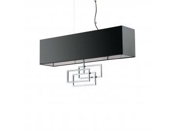 IDEAL LUX - Závěsné svítidlo Luxury SP6 cromo 219721 6x40W chromové