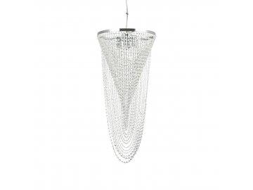 Křišťálový lustr Ideal Lux  PEARL SP6 211558