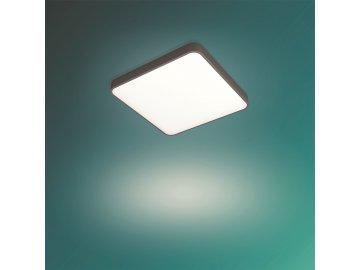 PHILIPS 60261/43/P5 Stropní LED svítidlo Brown 32W 4300lm 2700-6500K, hnědé