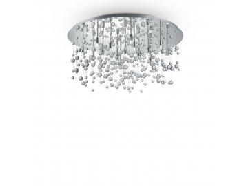 IDEAL LUX 030784 svítidlo Neve PL15 Cromo 15x40W G9