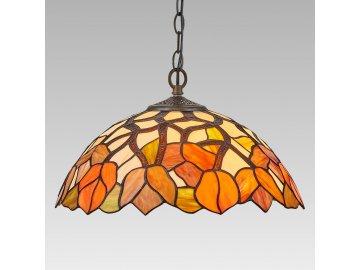Závěsné svítidlo Prezent Tiffany 120