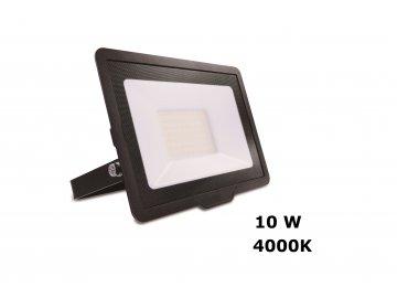 LED reflektor L/06012 10W 850lm 4000K IP65 IK06, symetrická optika
