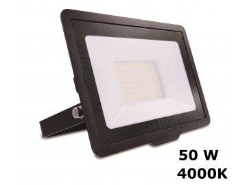 LED reflektor L/06016 50W 4250lm 4000K IP65 IK06, symetrická optika