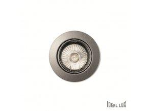 Vestavné svítidlo Ideal LUX Swing FI1 Alluminio