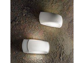 Venkovní svítidlo Ideal LUX Francy-1 AP1 Bianco