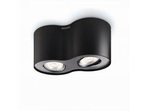 Bodové stropní LED svítidlo PHILIPS Phase 53302/30/16