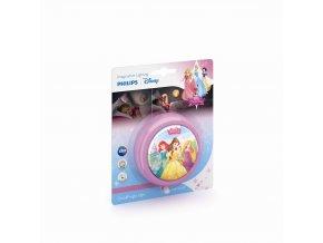 Dětské orientační bateriové svítidlo PHILIPS Princess 71924/28/16