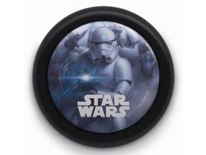 Dětské orientační bateriové svítidlo PHILIPS Star Wars 71924/30/P0